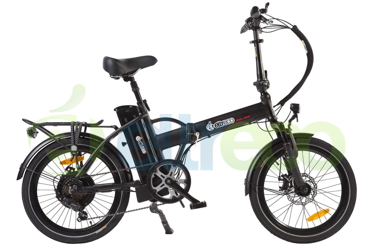 Велосипед Eltreco JAZZ 500W SPOKE (2016) цена 2017