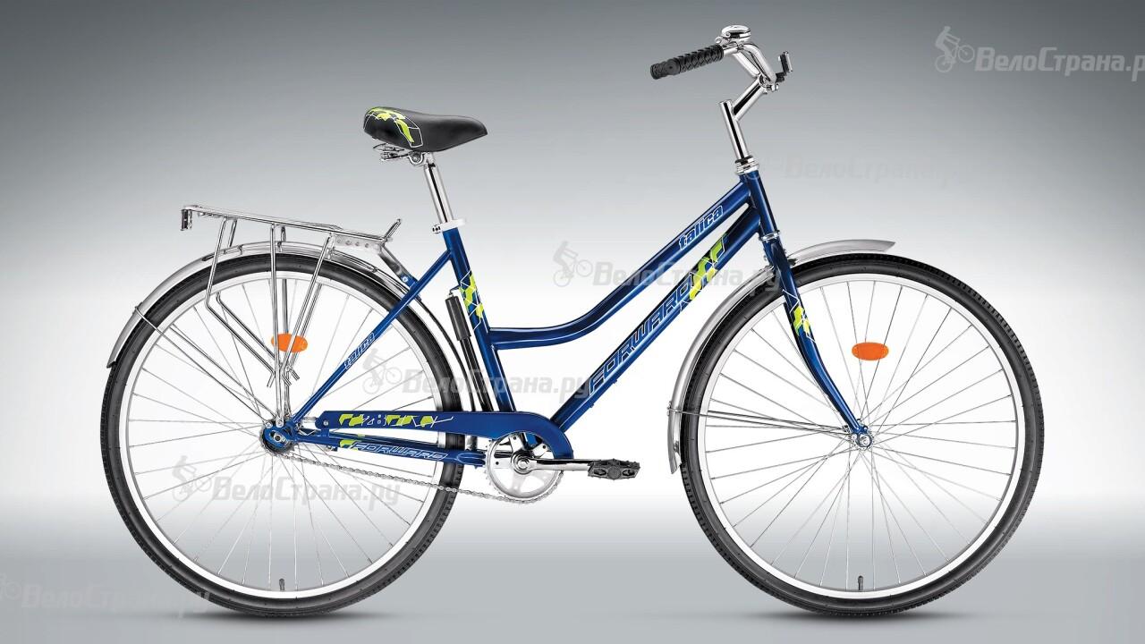 Велосипед Forward Talica 1.0 (2014) велосипед forward little lady azure 20 2014