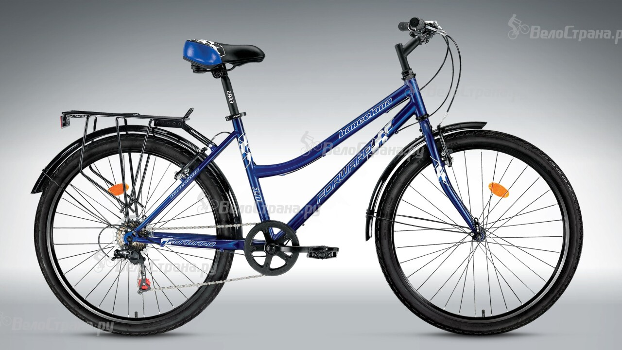 Велосипед Forward Barcelona 1.0 (2014) велосипед forward little lady azure 20 2014