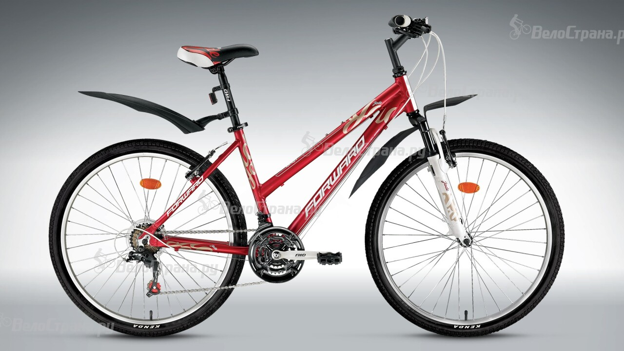 Велосипед Forward Jade 1.0 (2014)