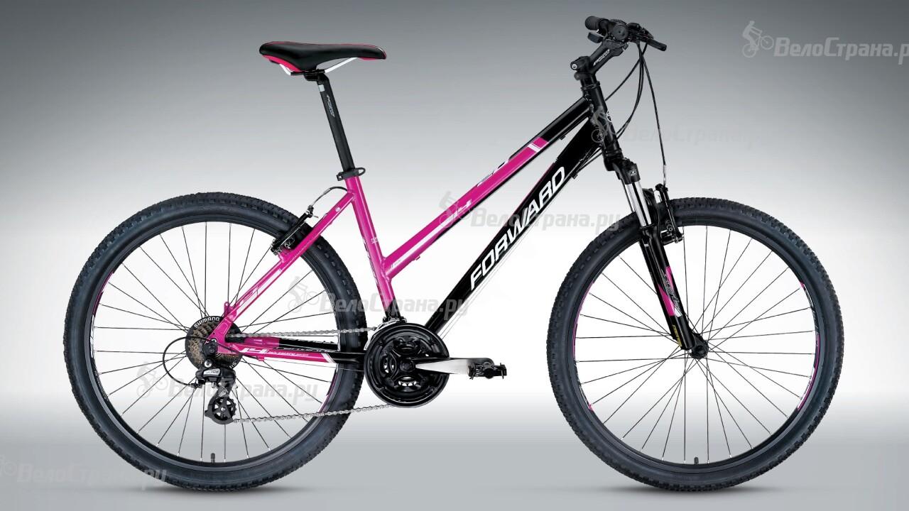 Велосипед Forward 1420 lady сlassic (2014) велосипед forward little lady azure 20 2014