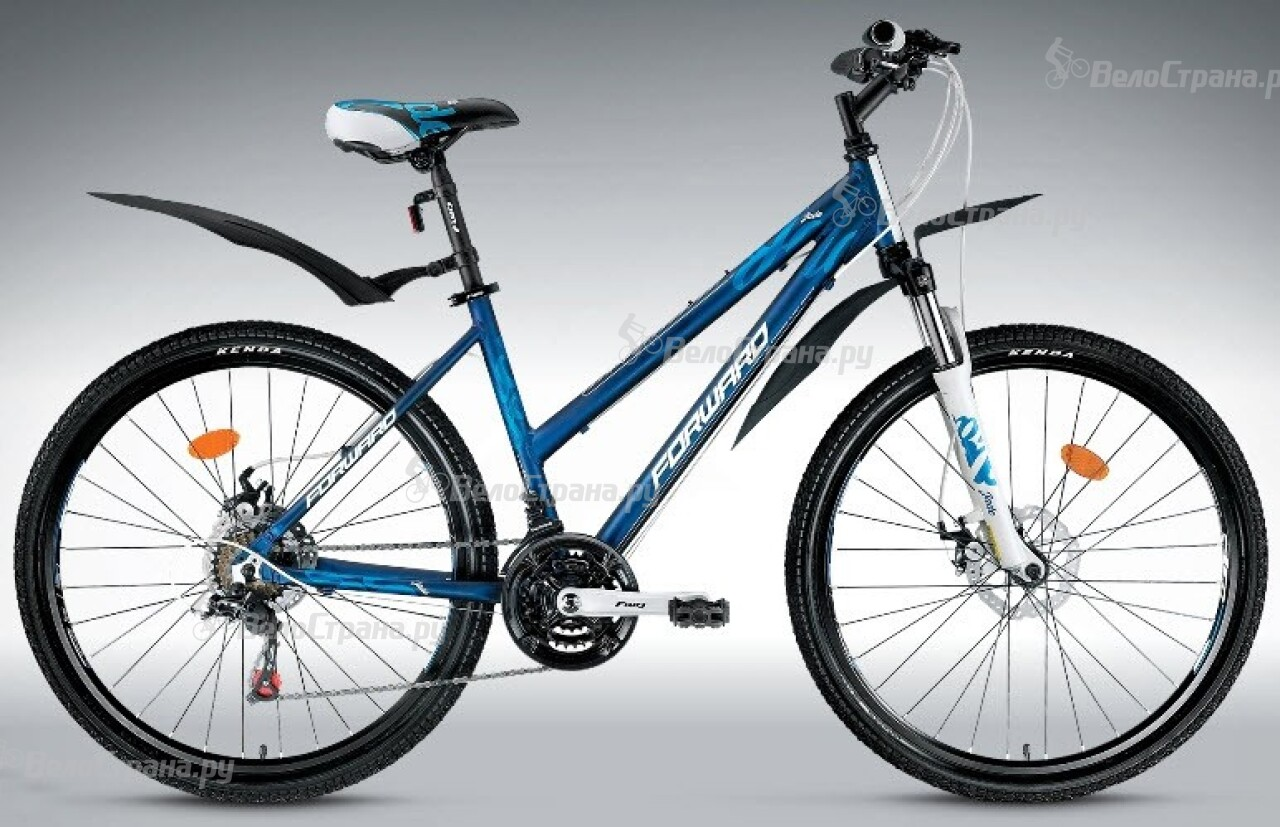 Велосипед Forward Jade 4.0 disc (2014) велосипед forward raptor 2 0 disc 26 21 ск рост 16 2013 2014 черный rbkw4sn6q014