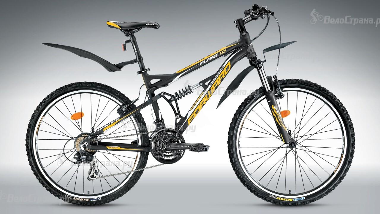Велосипед Forward Flare 1.0 (2014) велосипед forward little lady azure 20 2014