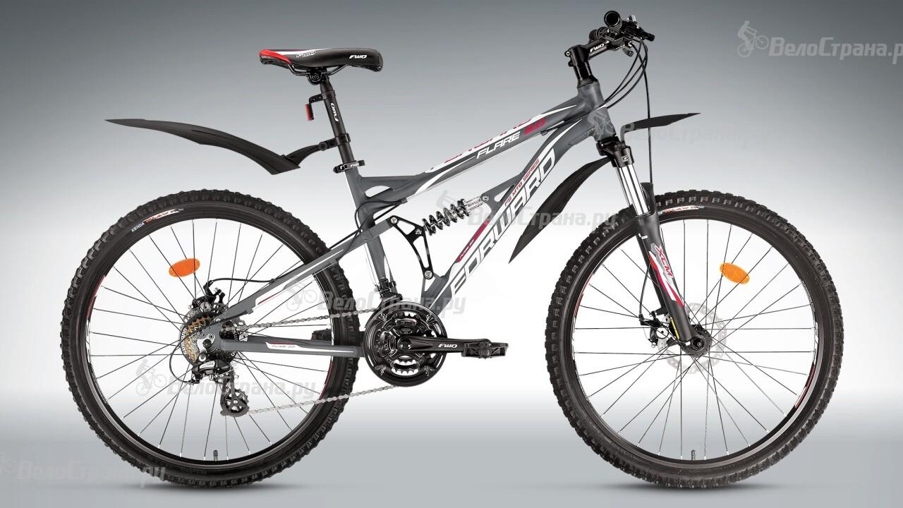 Велосипед Forward Flare 2.0 disc (2014)