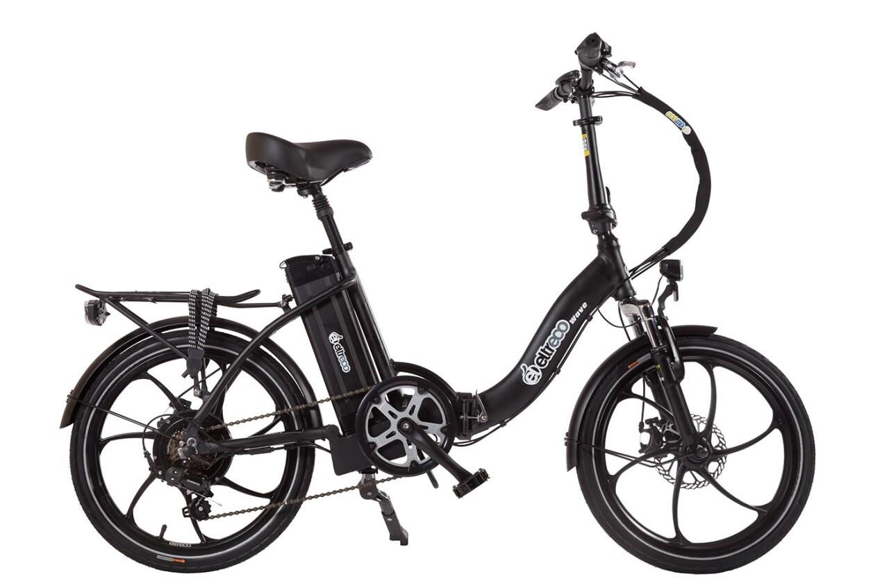 Велосипед Eltreco WAVE 500W (2016) велосипед eltreco vector 500w 2017