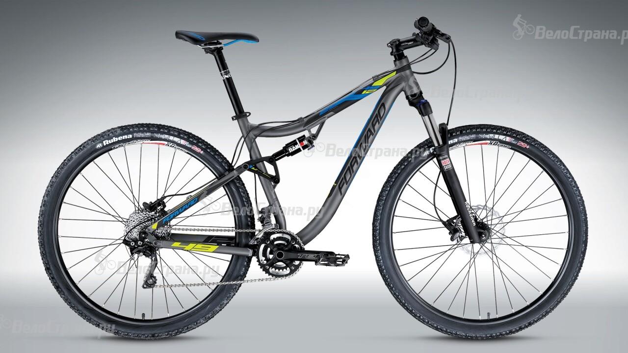 Велосипед Forward 4912 (2014) велосипед forward little lady azure 20 2014