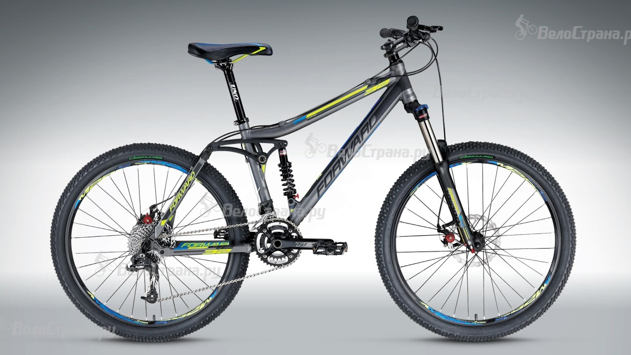 Велосипед Forward 4232 (2014) велосипед forward little lady azure 20 2014
