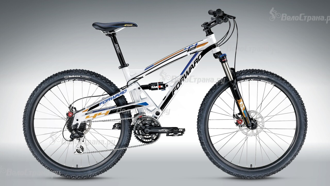 Велосипед Forward 4412 (2014) велосипед forward little lady azure 20 2014
