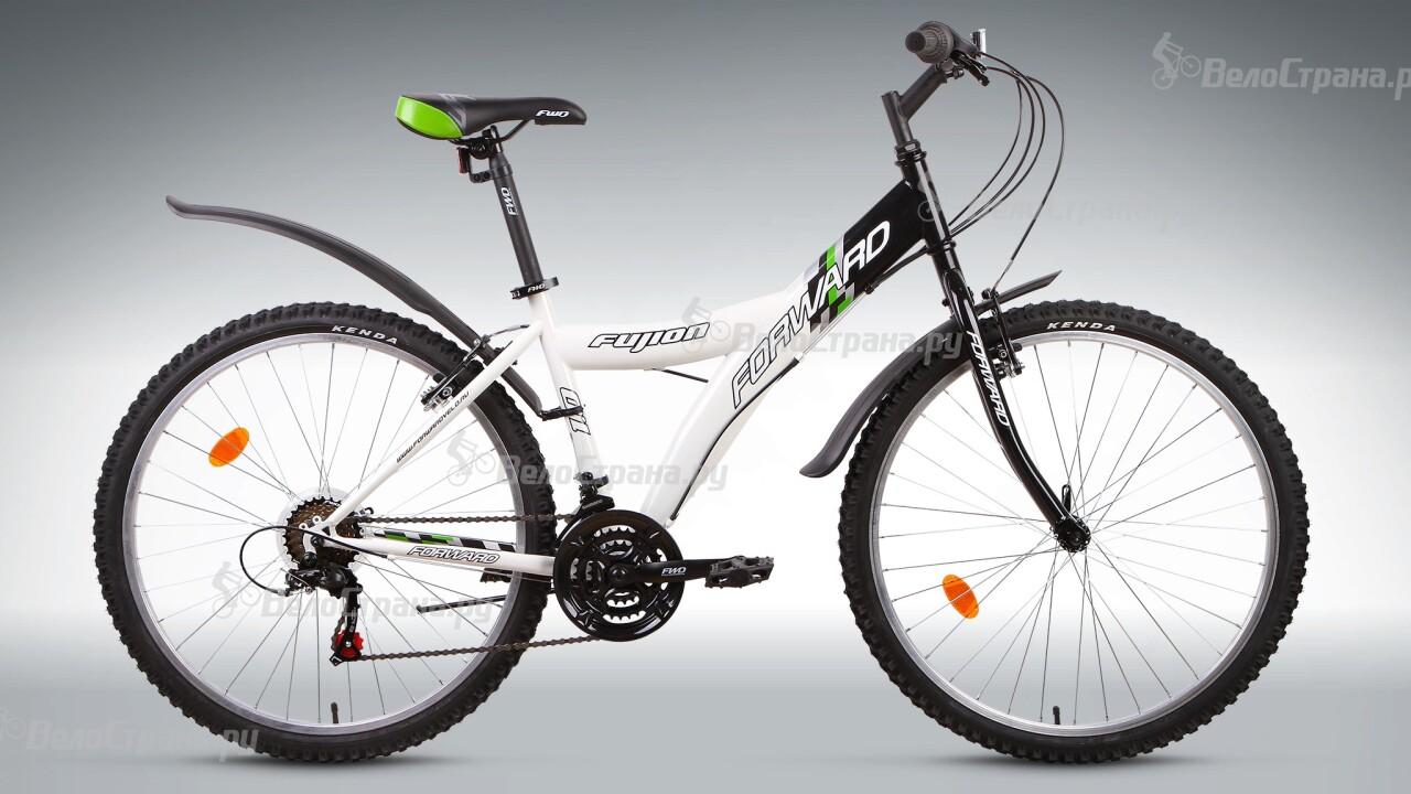 Велосипед Forward Fujion 1.0 (2014) велосипед forward little lady azure 20 2014