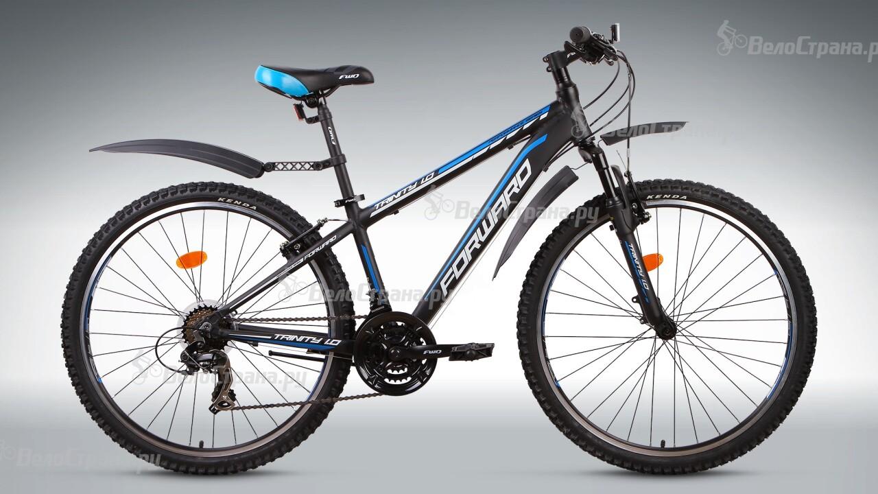 Велосипед Forward Trinity 1.0 (2014) trinity vol 02