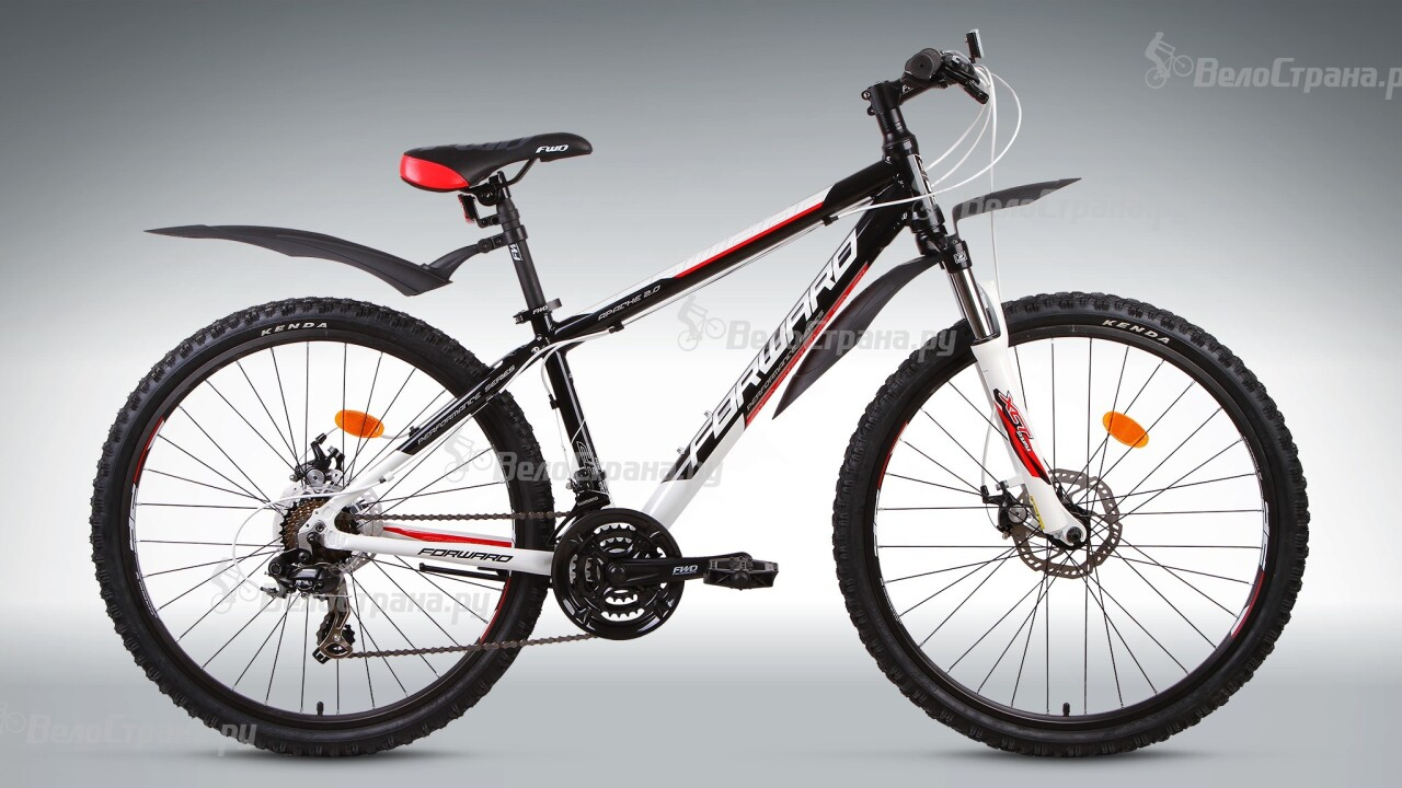 Forward Apache 2.0 disc (2015) vitek vt 1234