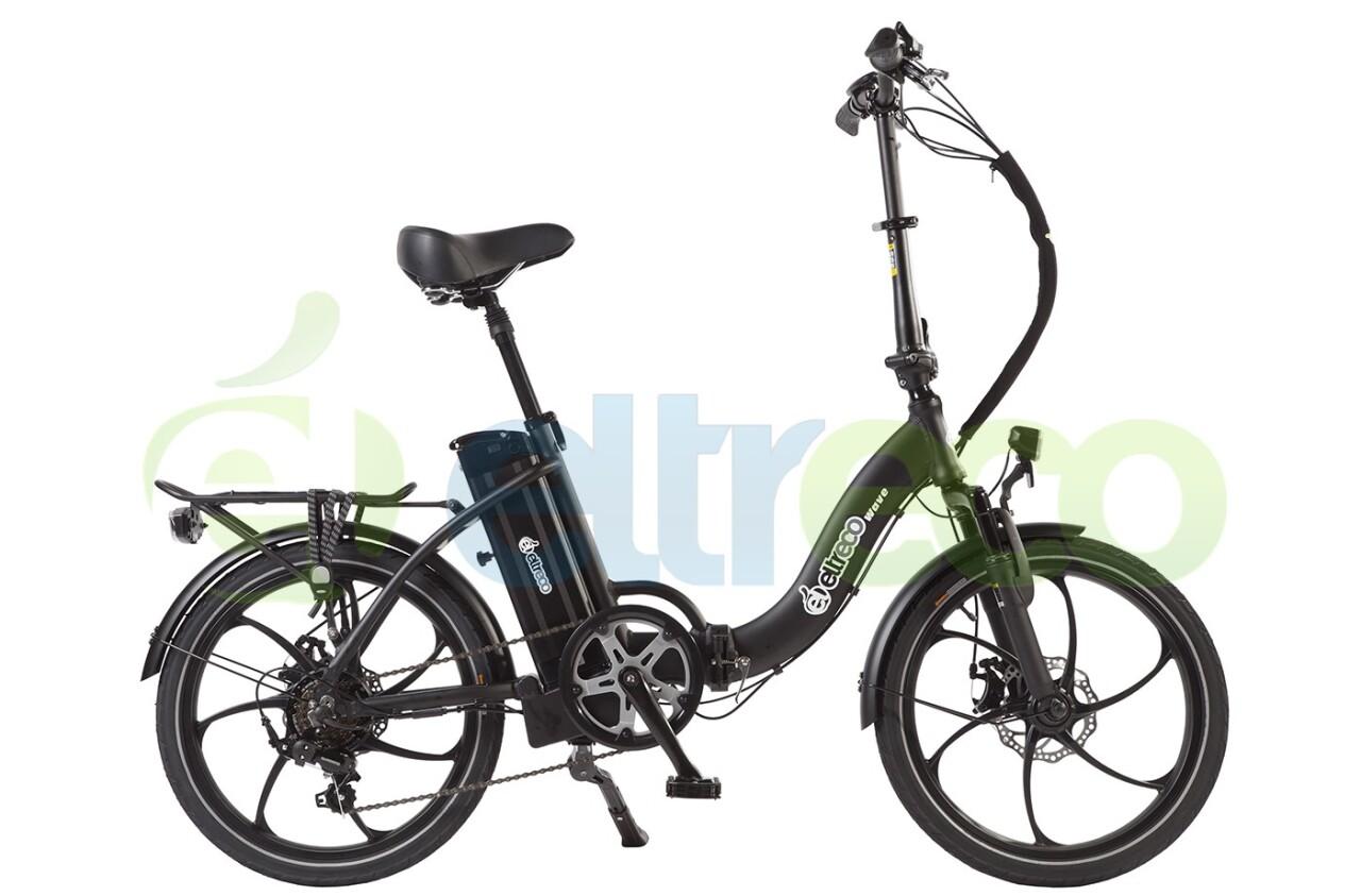 Велосипед Eltreco WAVE 350W (2016) велосипед eltreco vector 350w 2016