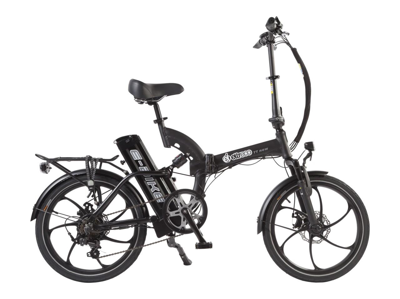 Велосипед Eltreco TT 500W SPOKE (2016) tt 02 diy car model tt motor encoder w wheel black yellow