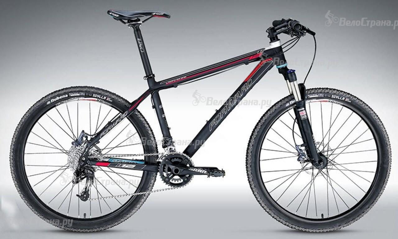 Велосипед Forward 1112 (2014) велосипед forward little lady azure 20 2014