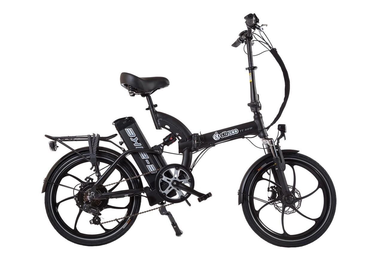 Велосипед Eltreco TT 500W (2016) велосипед eltreco vector 500w 2017