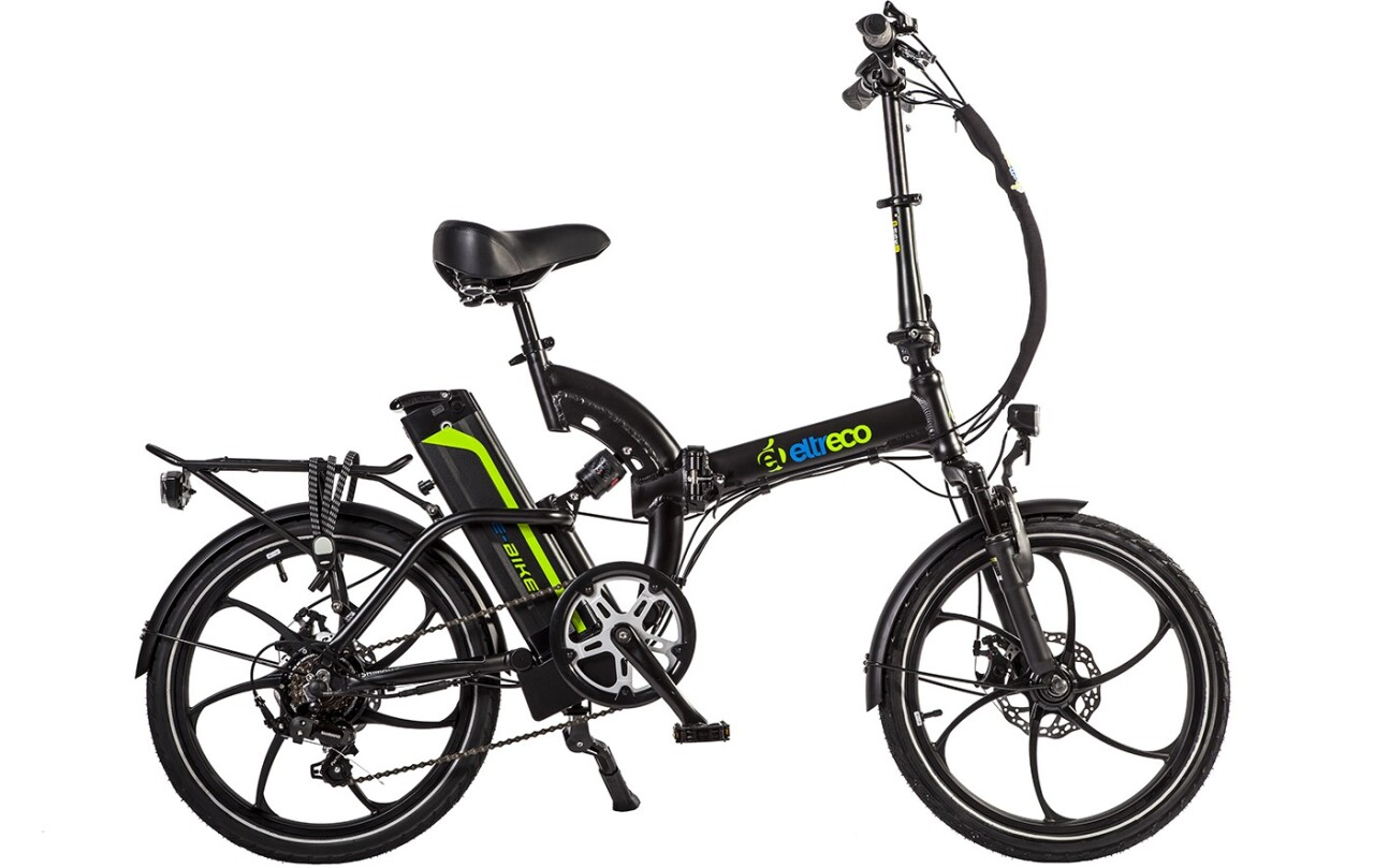 Велосипед Eltreco TT 350W (2016)