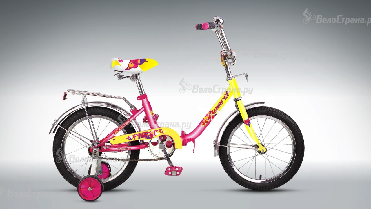 Велосипед Forward Racing 16 girl compact (2015) велосипед forward racing 16 boy compact 2015