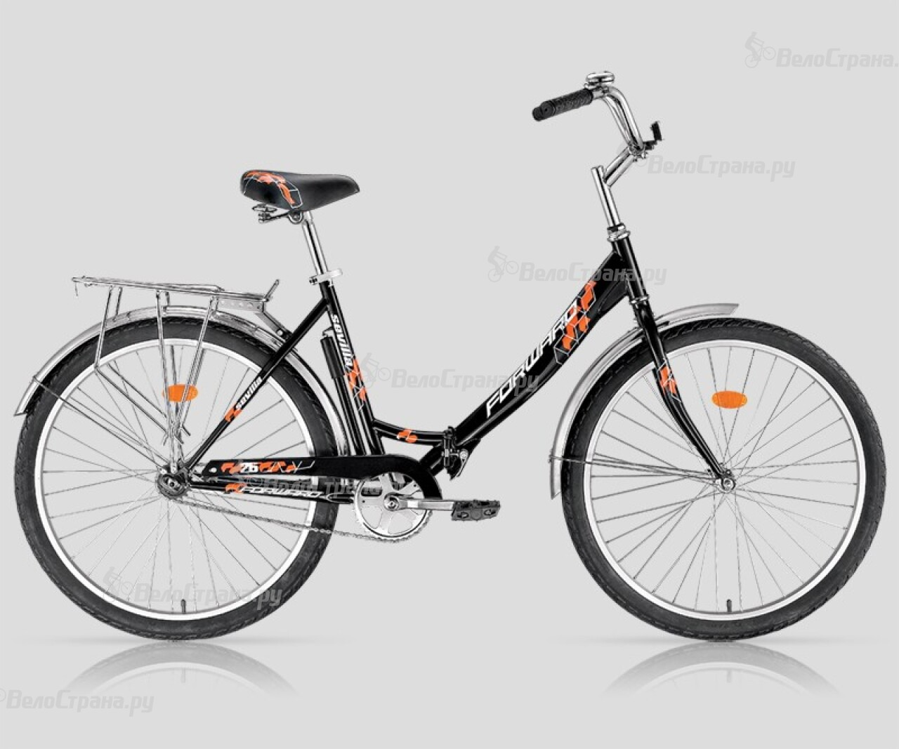 Велосипед Forward Sevilla 1.0 (2015) велосипед forward sevilla 3 0 2015