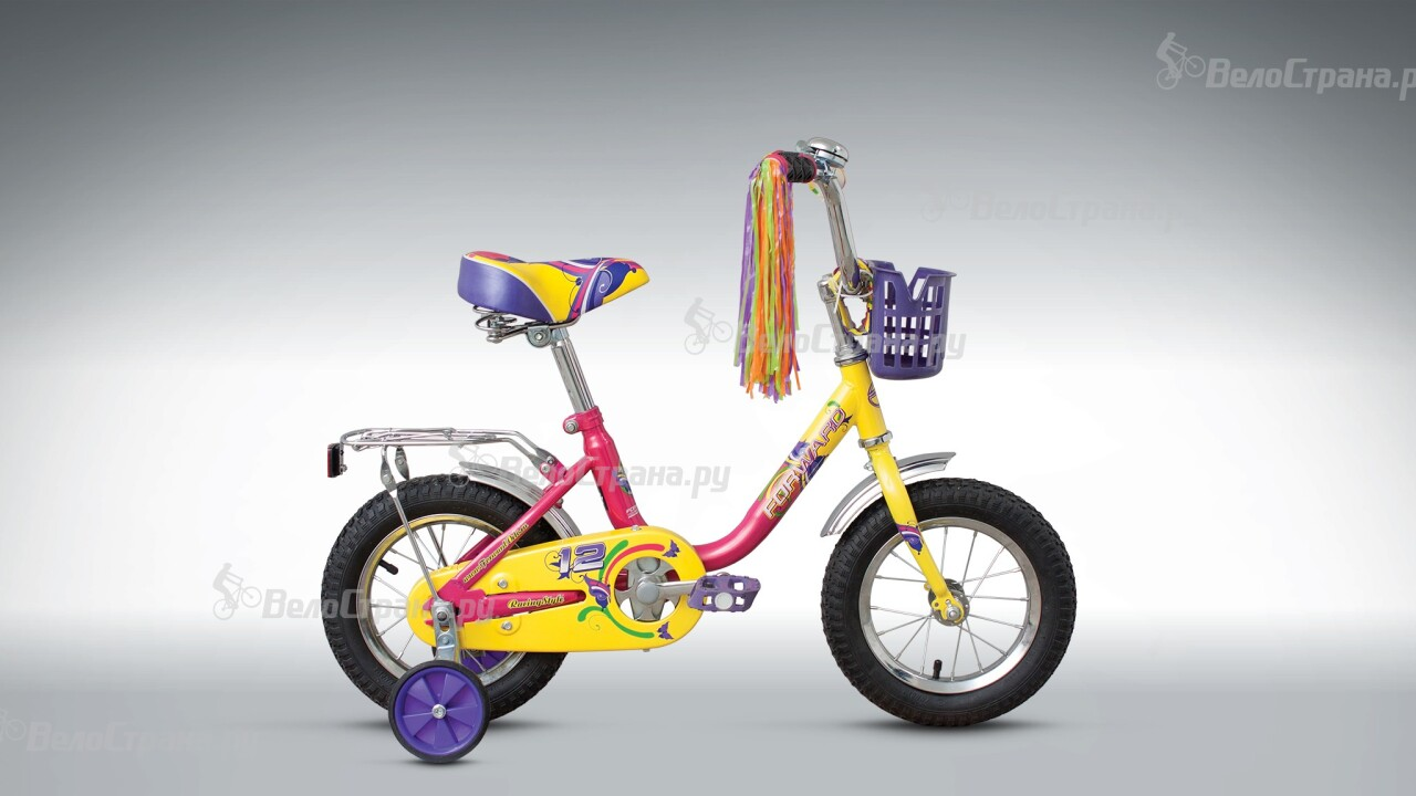 Велосипед Forward Racing 12 girl (2015) детский велосипед для девочек forward racing girl 12