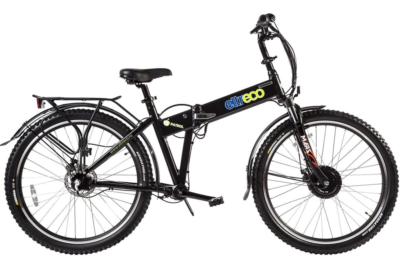 Велосипед Eltreco PATROL КАРДАН 28 DISK (2016)