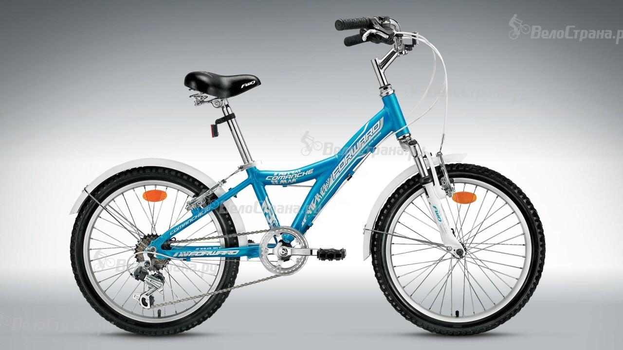 где купить Велосипед Forward Comanche 1.0 Lady (2015) по лучшей цене