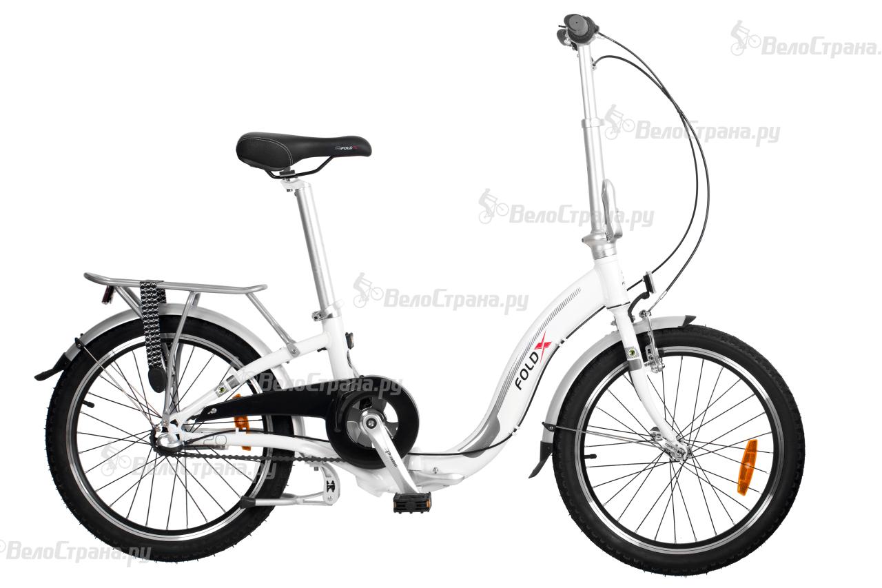 Велосипед FoldX Low Step (2016)