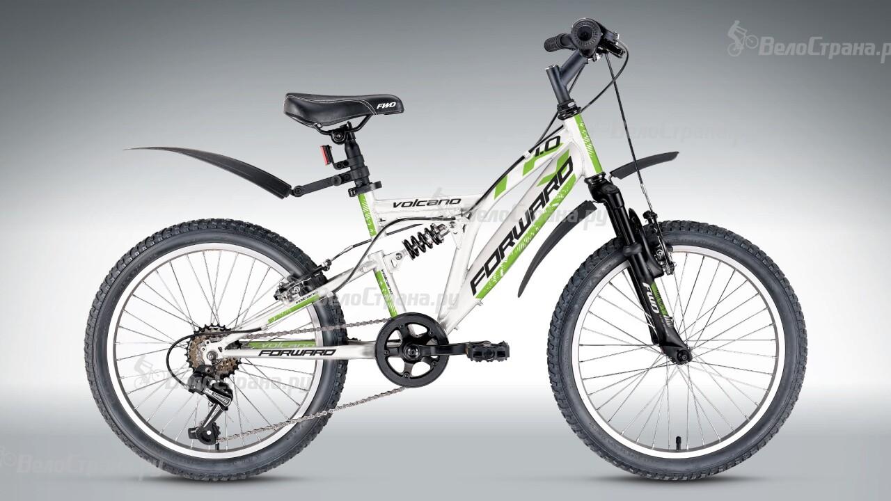 Велосипед Forward Volcano 1.0 (2015) велосипед forward volcano 1 0 2016