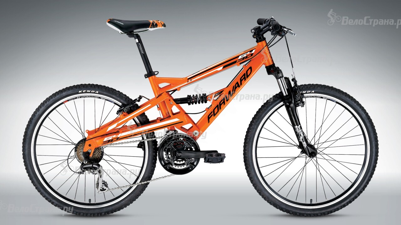 Велосипед Forward 6430 (2015) маз б у 6430 в кредит в самаре