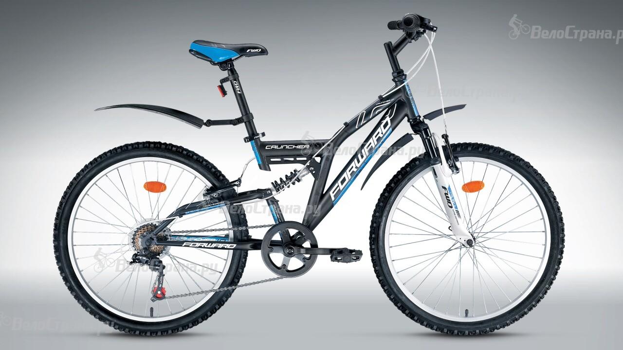 Велосипед Forward Cruncher 1.0 (2014) велосипед forward little lady azure 20 2014
