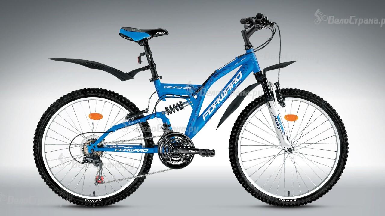 Велосипед Forward Cruncher 2.0 (2015) велосипед forward valencia 2 0 2017
