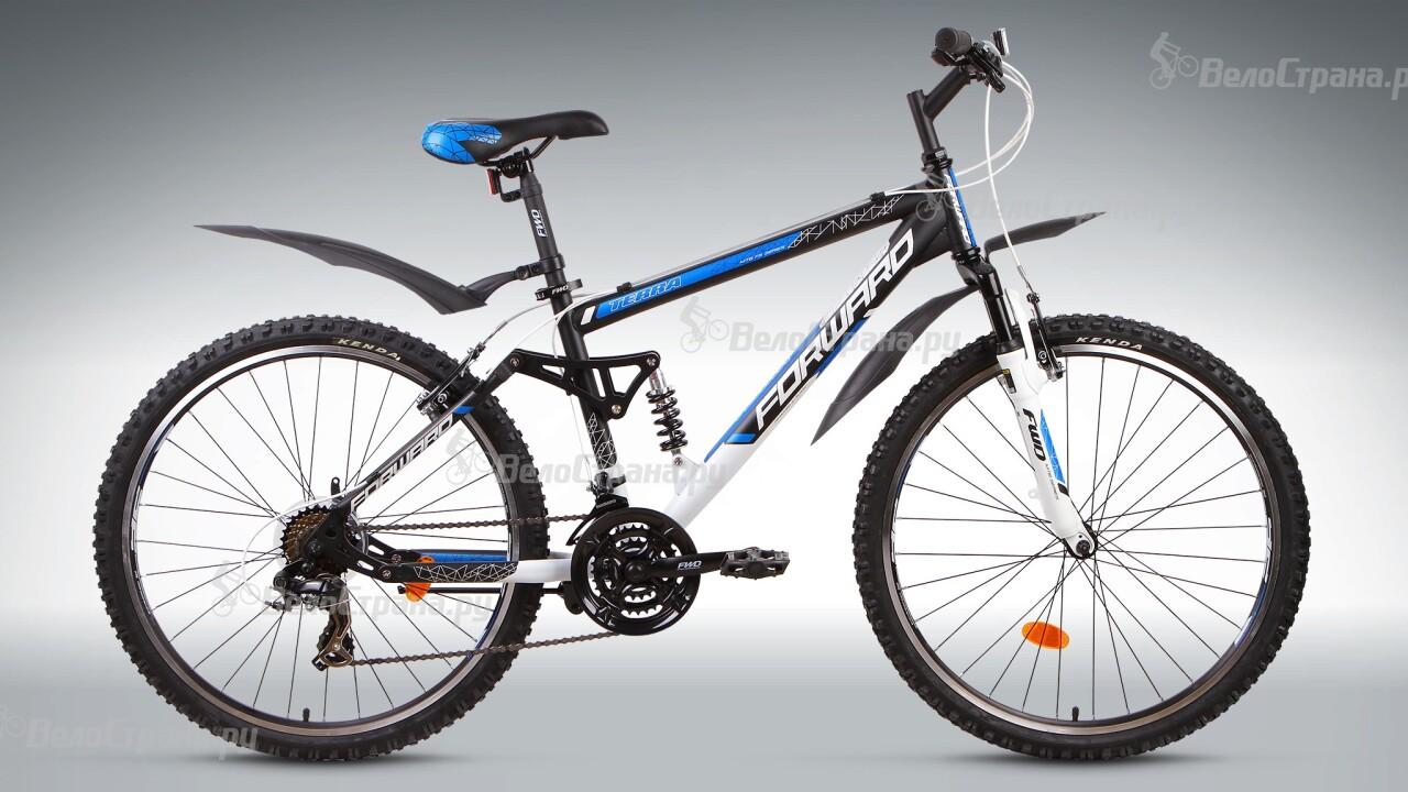 Велосипед Forward Terra 1.0 (2015) двухколесный велосипед forward quadro 1 0 рост 19 26 2015 2016 синий