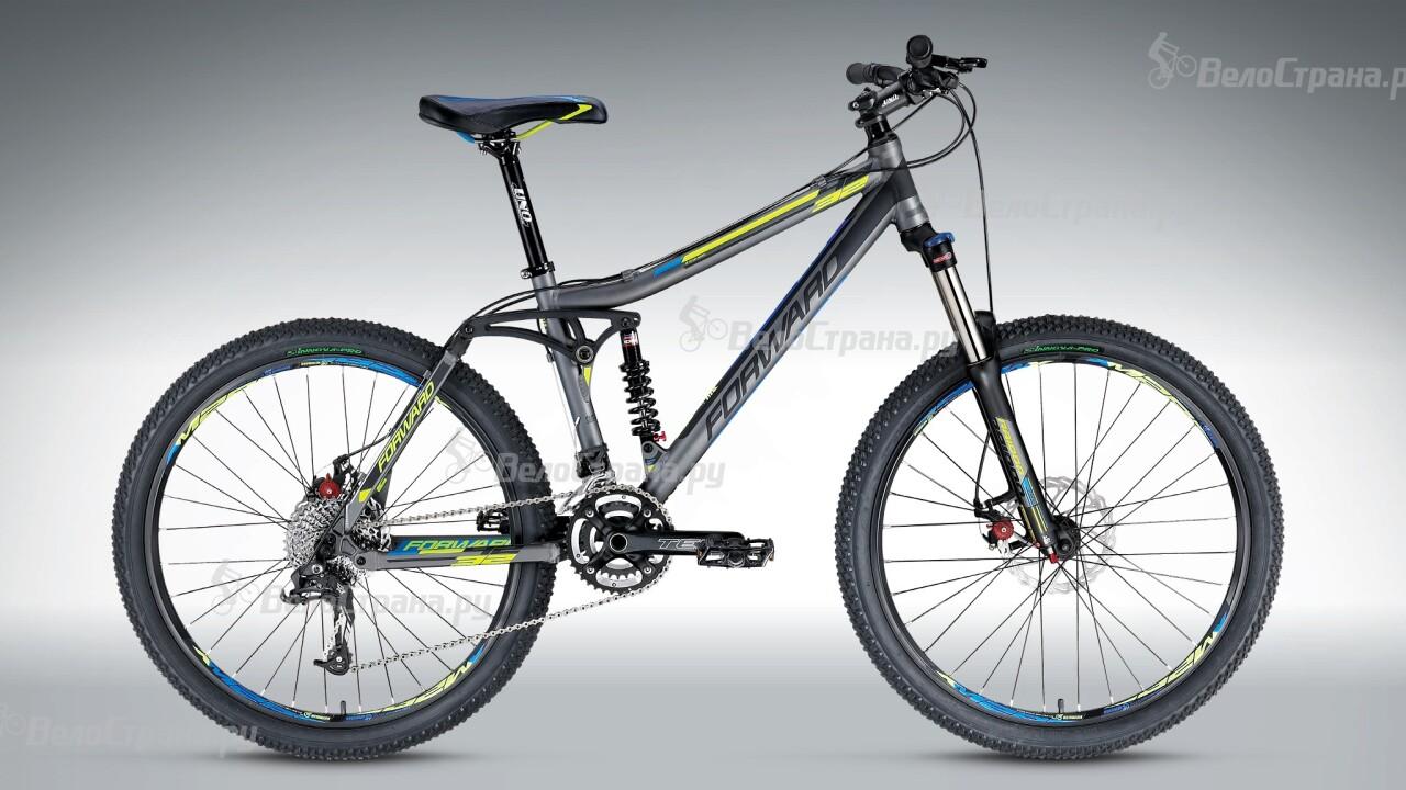 Велосипед Forward 4232 (2015) двухколесный велосипед forward quadro 1 0 рост 19 26 2015 2016 синий