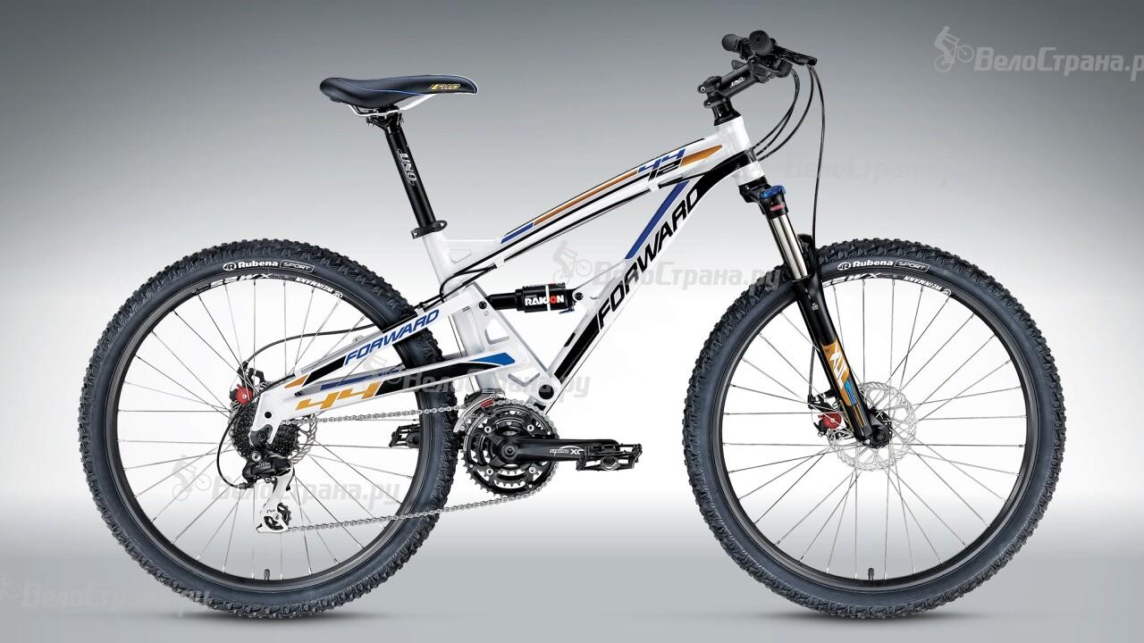 Велосипед Forward 4412 (2015) двухколесный велосипед forward quadro 1 0 рост 19 26 2015 2016 синий