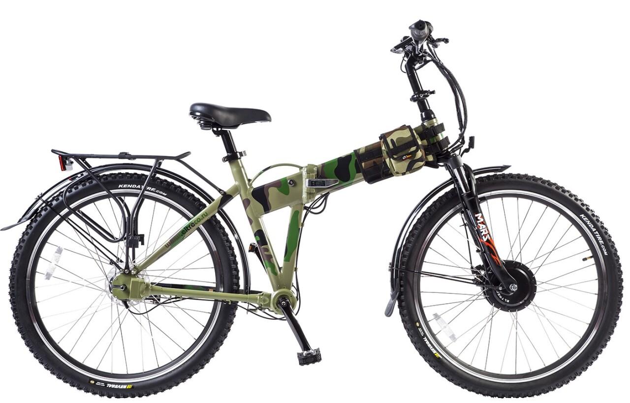 Велосипед Eltreco PATROL КАРДАН 28 NEXUS 7 (2016)
