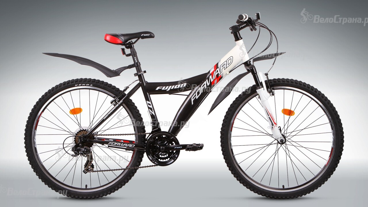 Велосипед Forward Fujion 2.0 (2015) двухколесный велосипед forward quadro 1 0 рост 19 26 2015 2016 синий