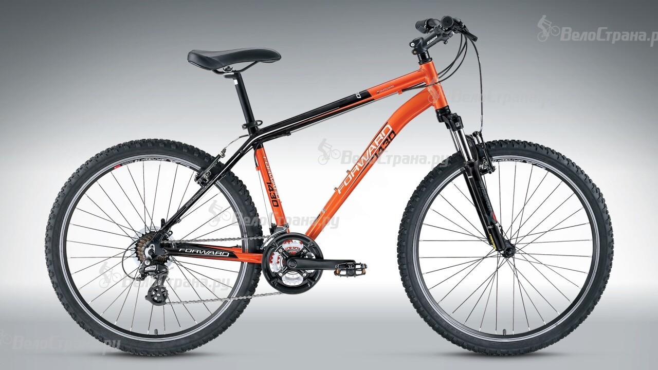 Велосипед Forward 1430 (2015) двухколесный велосипед forward quadro 1 0 рост 19 26 2015 2016 синий