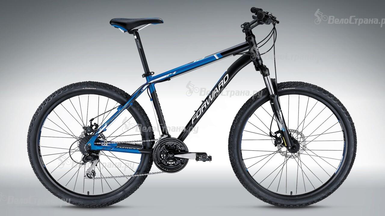Велосипед Forward 1412 (2015) двухколесный велосипед forward quadro 1 0 рост 19 26 2015 2016 синий