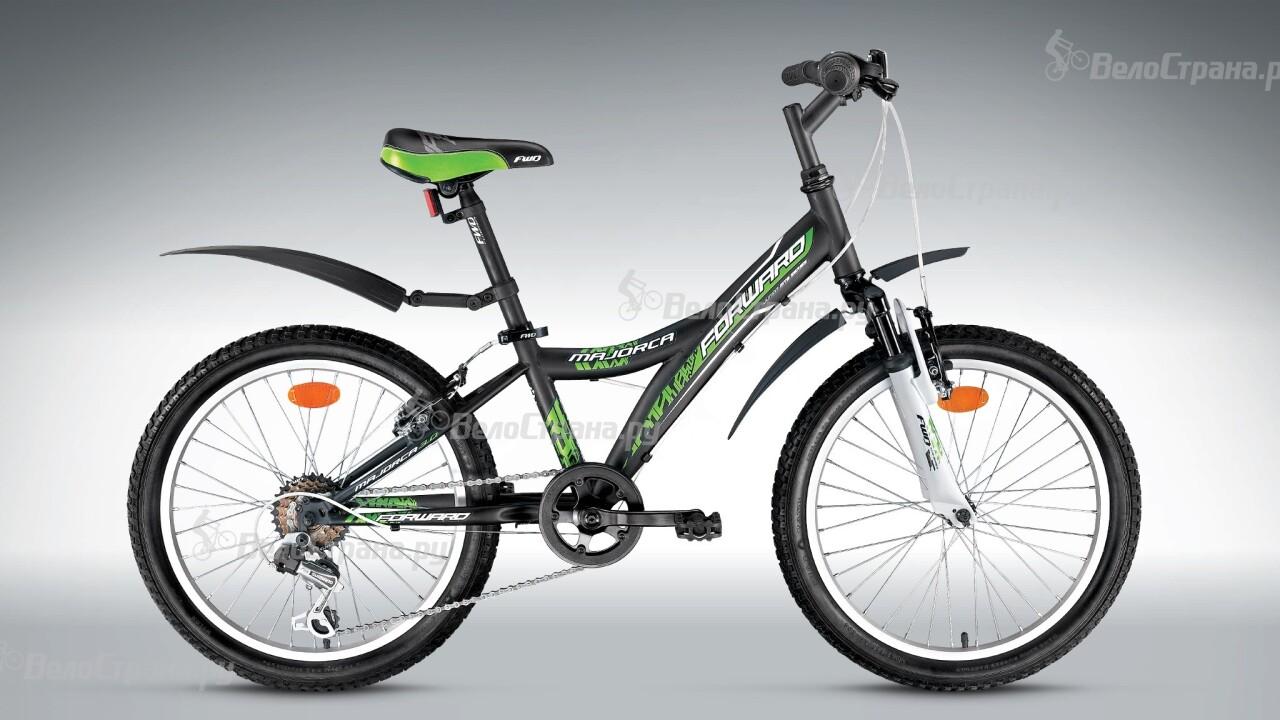 Велосипед Forward Majorca 3.0 (2015) велосипед forward terra 1 0 2015
