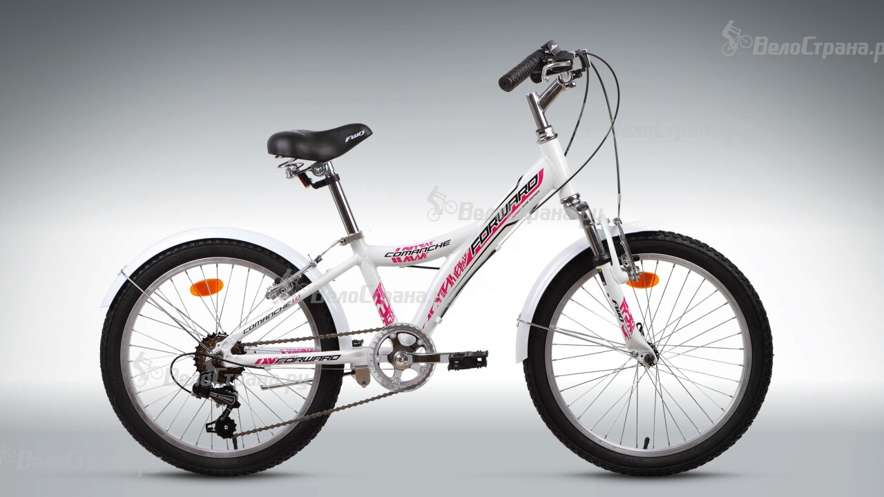 Велосипед Forward Comanche 2.0 (2015)