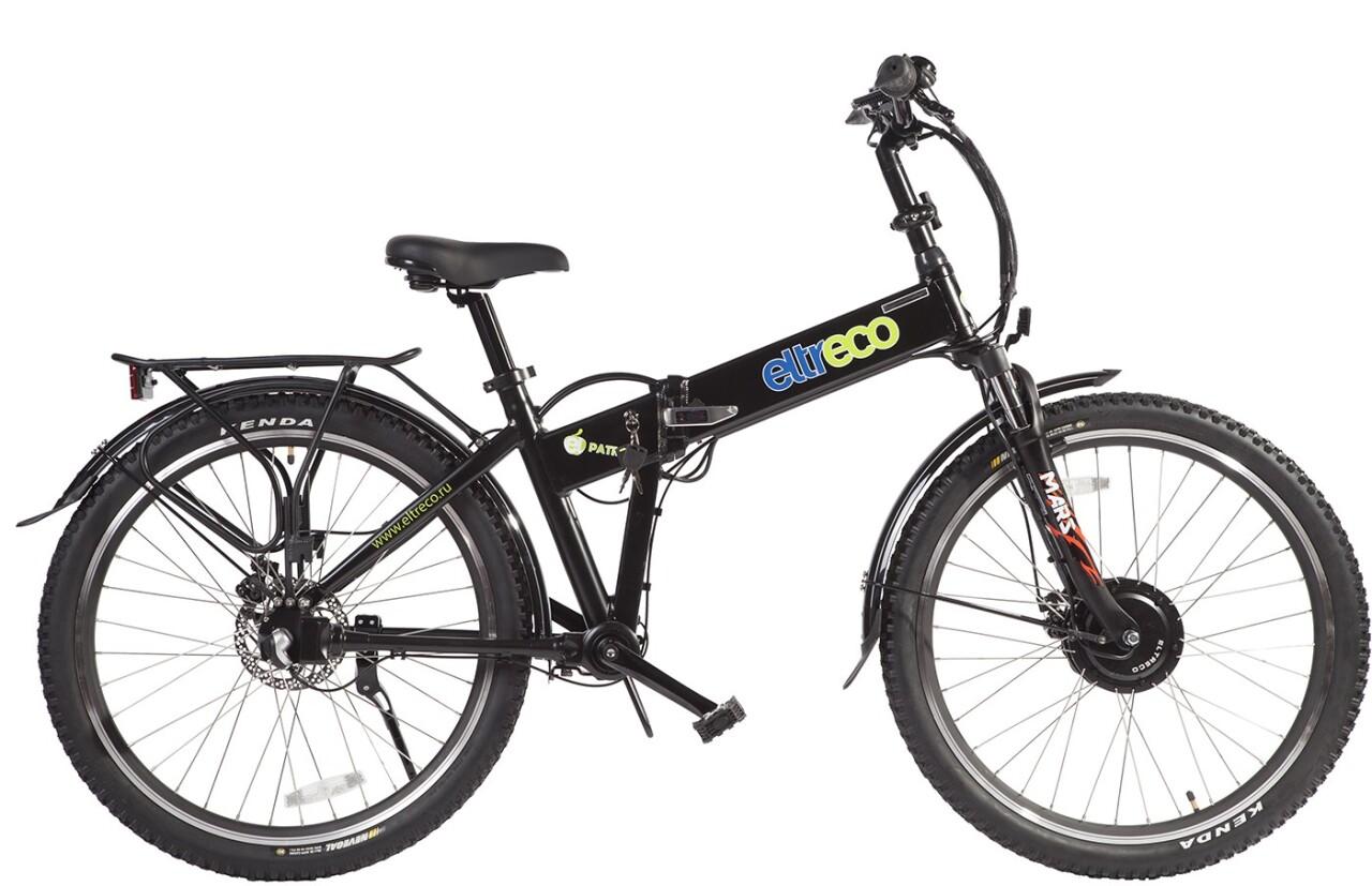 Велосипед Eltreco PATROL КАРДАН 26 Nexus 3 Disk (2016)