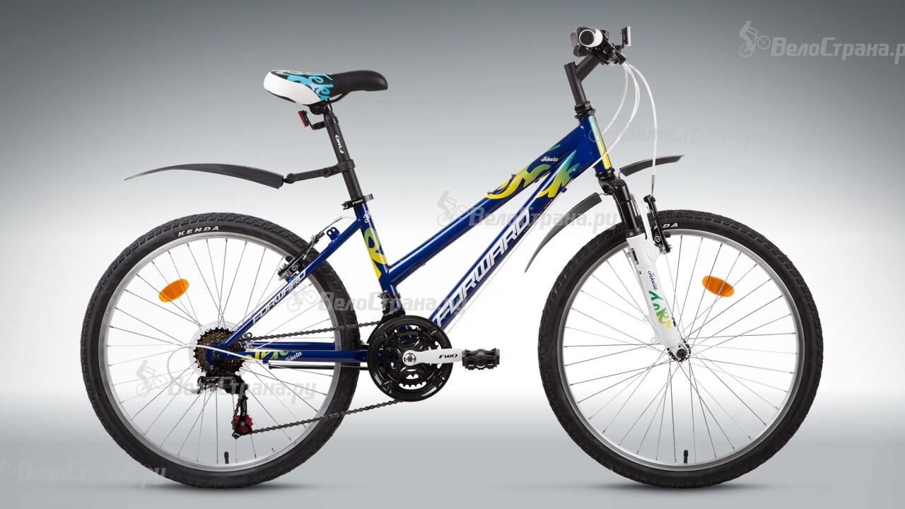 Велосипед Forward Tekota 1.0 (2015)
