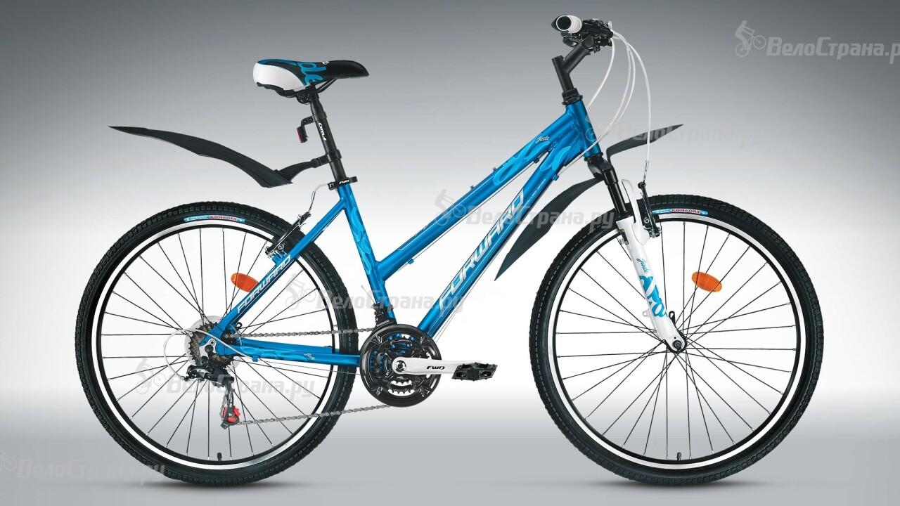 Велосипед Forward Jade 3.0 (2015) двухколесный велосипед forward quadro 1 0 рост 19 26 2015 2016 синий