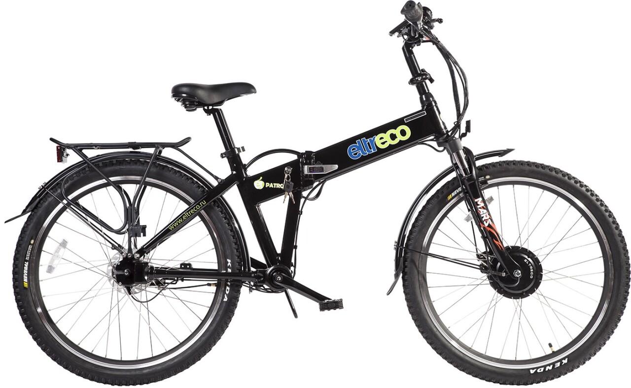Велосипед Eltreco PATROL КАРДАН 26 Roller (2016)