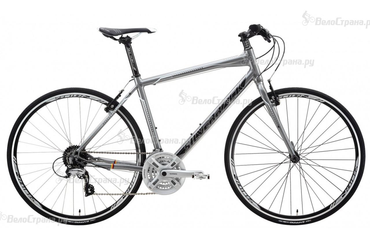 Велосипед Silverback SCENTO 3 (2015) silverback scala 3 2017