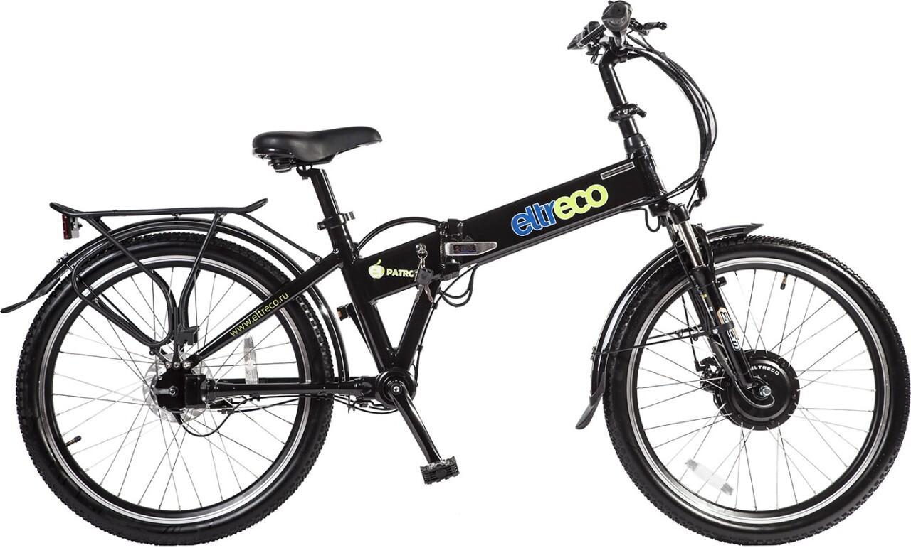 Велосипед Eltreco PATROL КАРДАН 24 NEXUS 7 (2016)