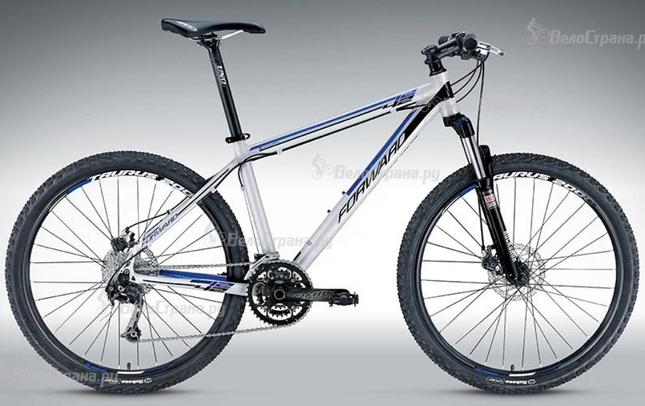Велосипед Forward 1242 (2015) двухколесный велосипед forward quadro 1 0 рост 19 26 2015 2016 синий