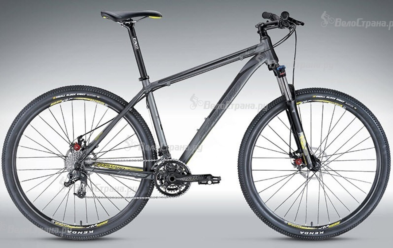 Велосипед Forward 1922 (2015) велосипед горный forward apache 2 0 2017 цвет серый рама 17 колесо 29