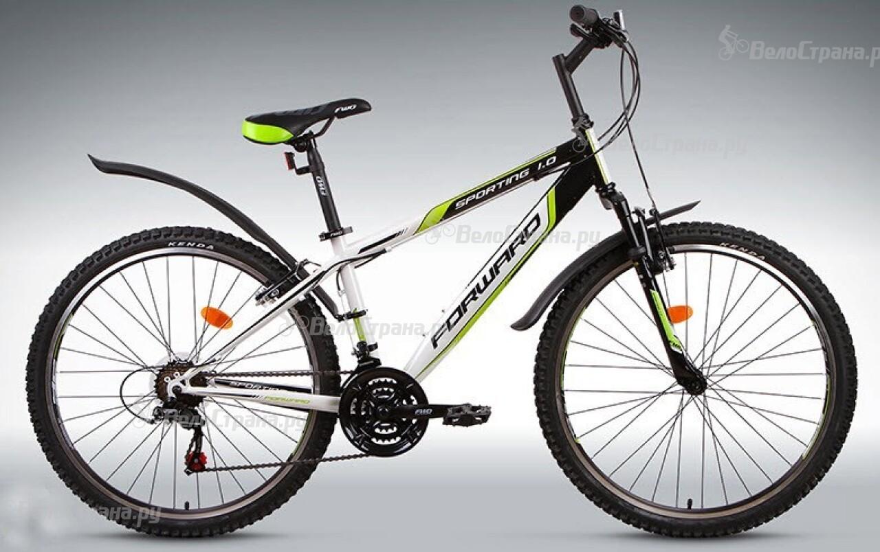 Велосипед Forward Sporting 1.0 (2015) велосипед forward cyclone 2 0 2015