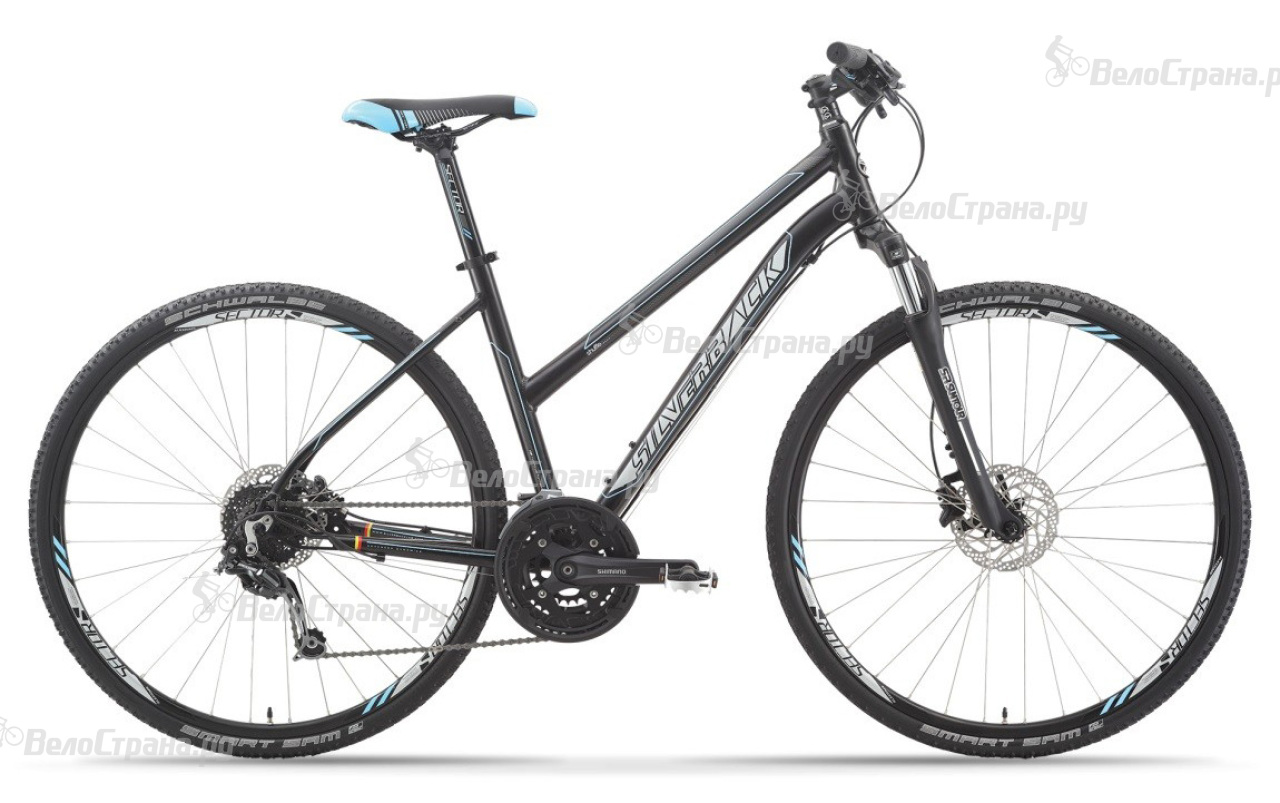 Велосипед Silverback SHUFFLE FEMME 10 (2015)