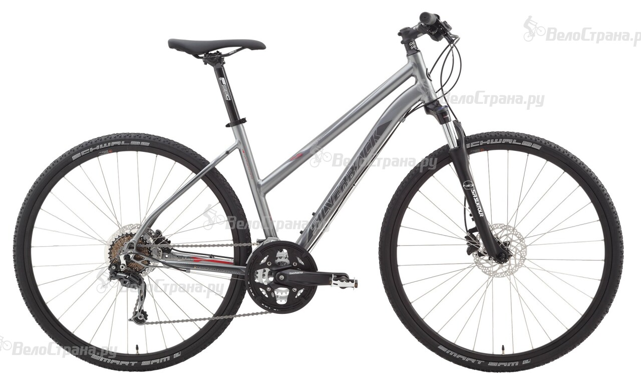 Велосипед Silverback SHUFFLE FEMME (2014) hg 6897 bicycle carbon steel spanner wrench with chain silver red